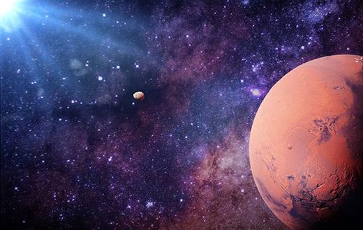 Vámonos a Marte, o una nueva Ética de la Tierra