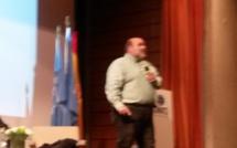 Víctor Valencia, en el foro de la OMT sobre turismo rural y despoblación