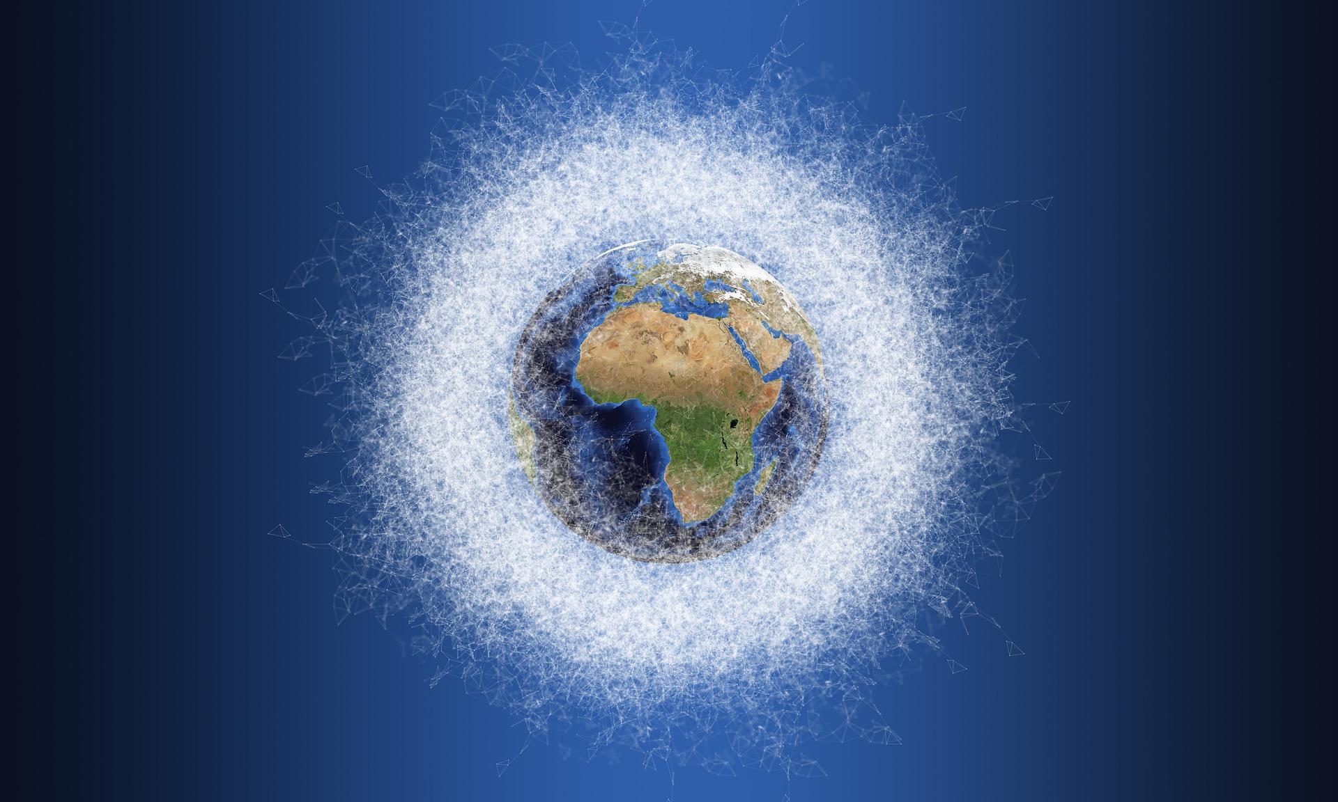Mundo hiperconectado. Pete Linforth en Pixabay