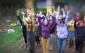 Un grupo de mujeres reivindica la vida en el medio rural en la Serranía Celtibérica