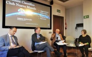 Científicos convocados por el Club Nuevo Mundo advierten de la deriva planetaria