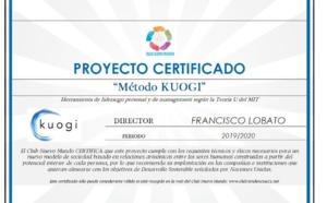 El Club Nuevo Mundo certifica el Método KUOGI