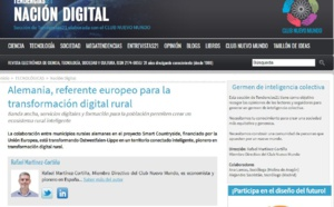 Nación Digital, nueva sección de Tendencias21 y del Club Nuevo Mundo