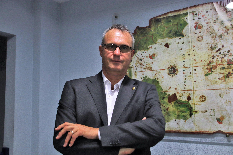 Eduardo Rojas. Foto: Colegio de Ingenieros de Montes.