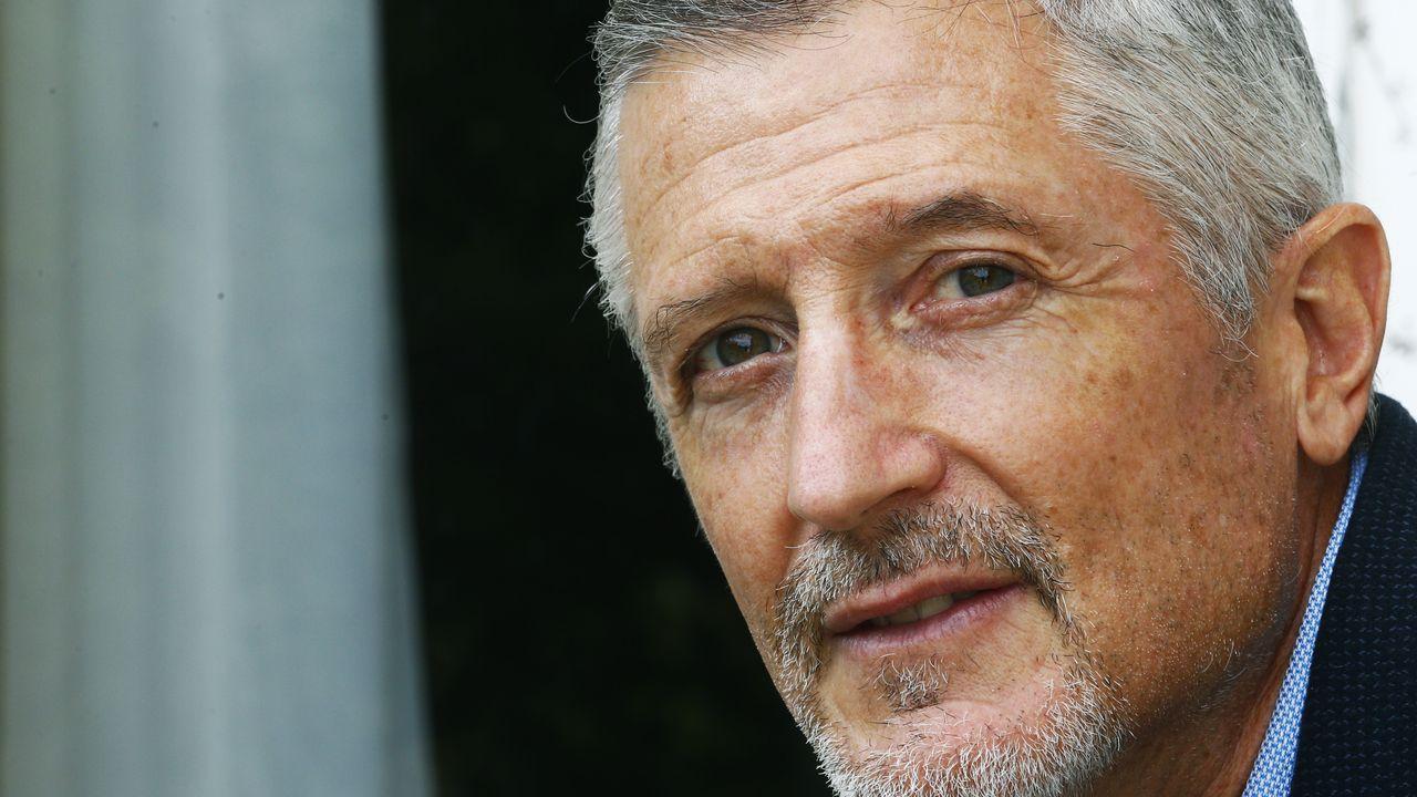 Fernando Valladares. Foto: La Voz de Galicia.