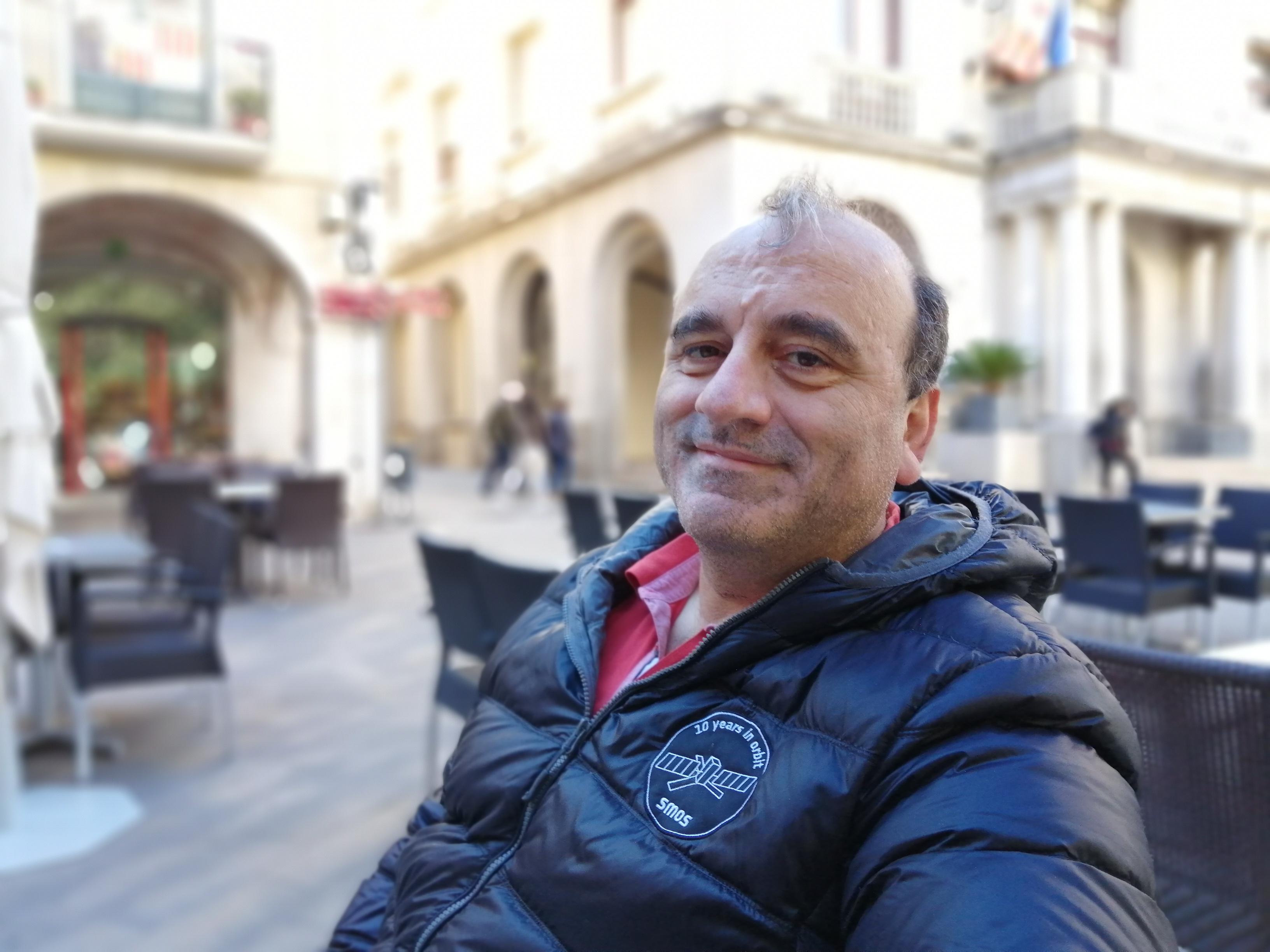 Antonio Turiel. Foto: Autor.